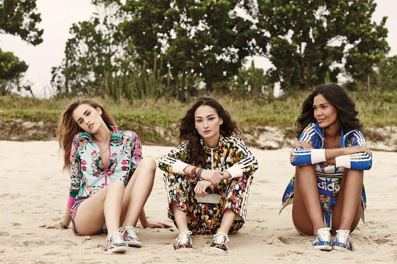 sangrado Haz lo mejor que pueda Complejo  Adidas x The Farm Family Collaborate on a Collection | Jones Magazine