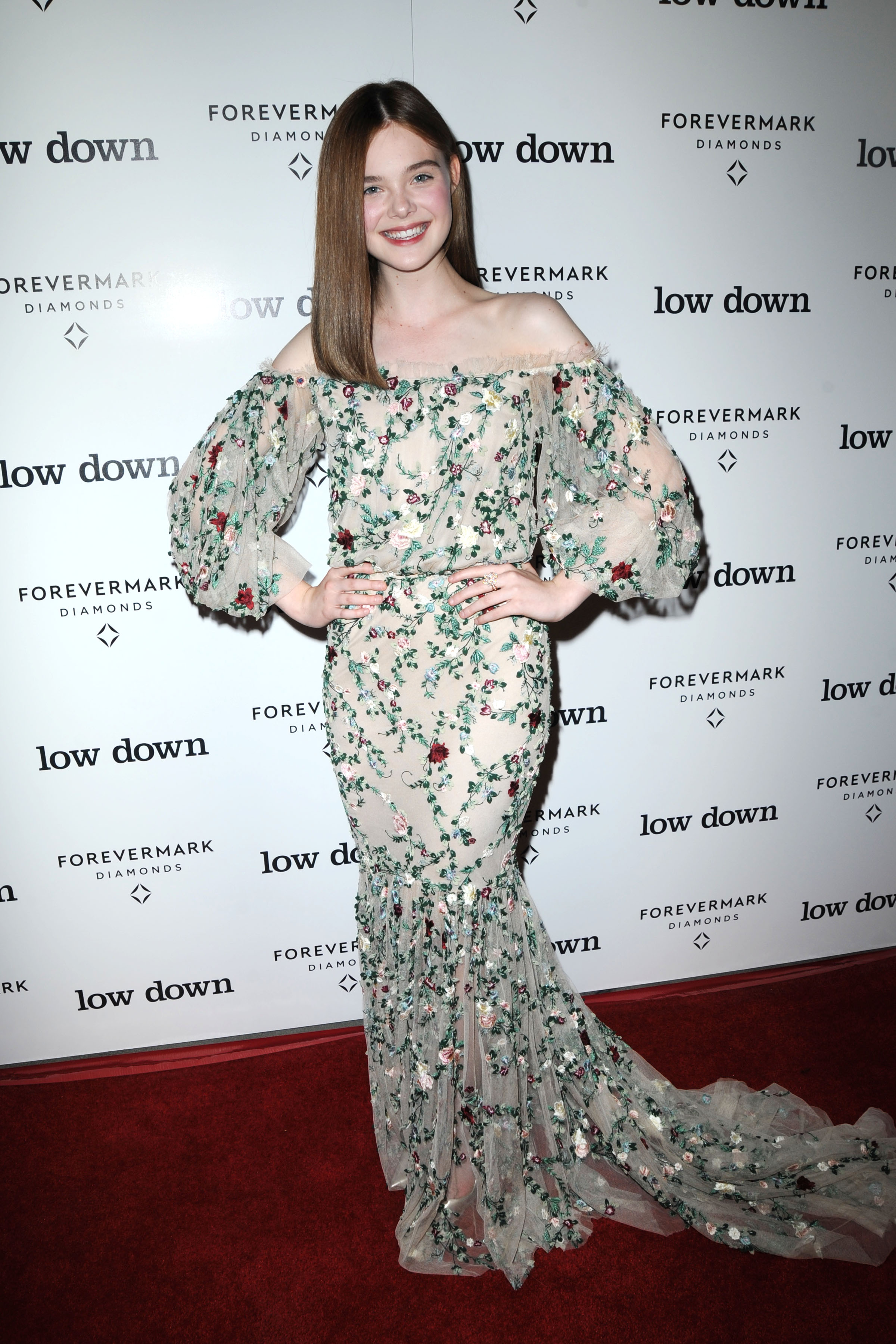 Elle Fanning in Forevermark Diamonds at Low Down Premiere1.JPG
