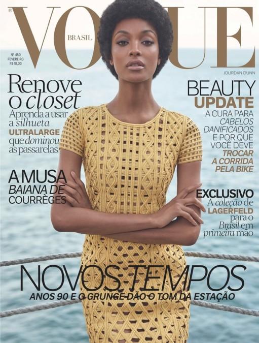 Jourdan-Dunn-Vogue-Brazil-Afro-Cover