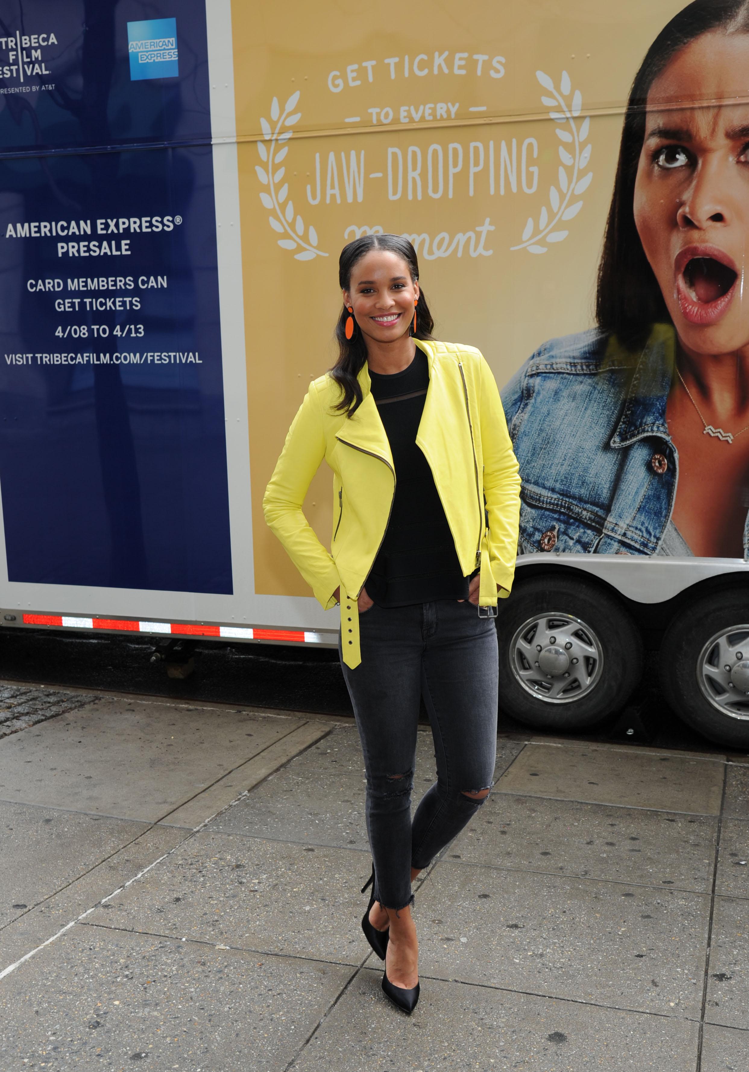 Joy Bryant At Arrivals For Essence MagazineS Black Style