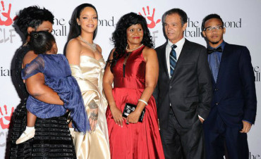 RihannaFamily