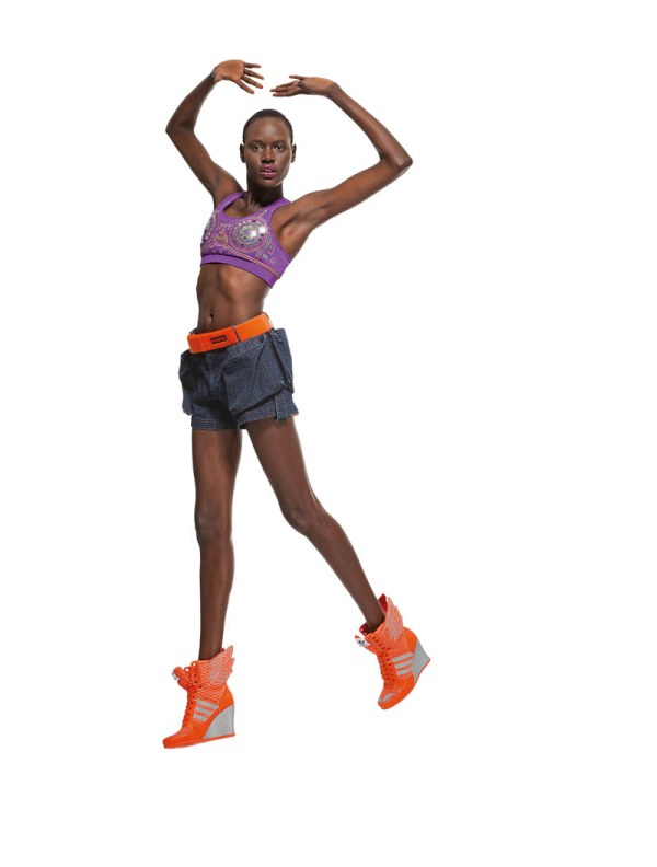 jeremy scott adidas shorts