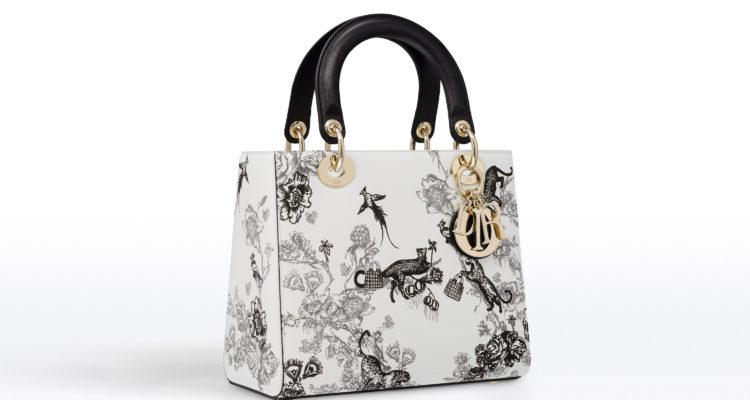 Mini Purse Perfection With Lady Dior  9b48994471ed5