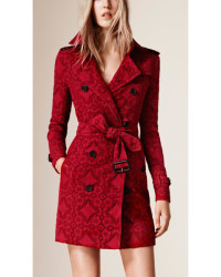 burberry-parade-red-gabardine-lace-trench-coat