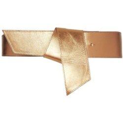 metallic-know-belt