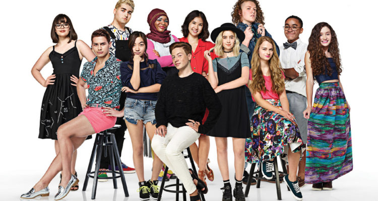 See the next Generation of fashion designers on Project Runway Junior